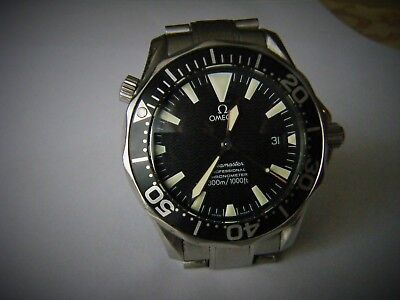 OMEGA Seamaster PROFESSIONAL CHRONOMETER 300m / 1000ft Automatic * TOP !