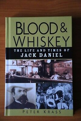 Jack Daniel - The Life and Times of JACK DANIEL - Blood & Whiskey =>NEUWERTIG