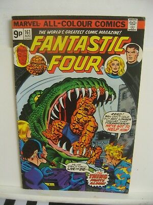 FANTASTIC FOUR #161 Bronze Age Post Free