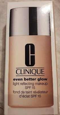 Clinique  Even Better Glow Light Reflecting Makeup  12 ml CN52