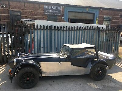 Dutton Phaeton Kit Car Bargain Unfinished Project Barn Find Running And Driving