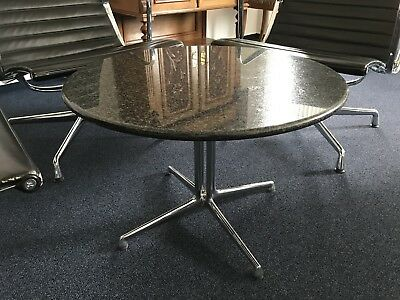 Vitra La Fonda Coffee Table Granit schwarz Original Eames