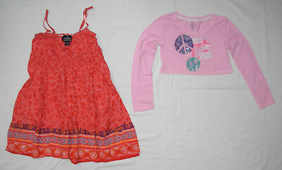 Womens Red Blouse Size S 100% Cotton Made in India / Pink Top