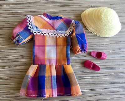 Sindy Doll 1984 Checkmate Outfit - Pedigree
