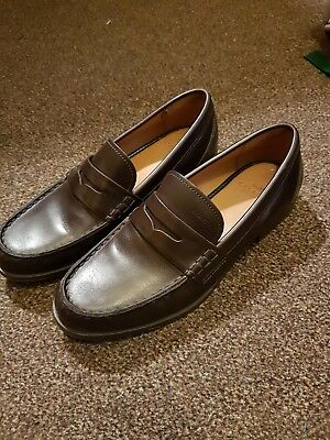 11b84476e4b COACH LOAFERS -PENNY Size 7.5 - £100.00
