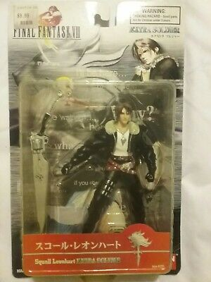 Final Fantasy VIII Squall Leonhart Extra Soldier Action Figure