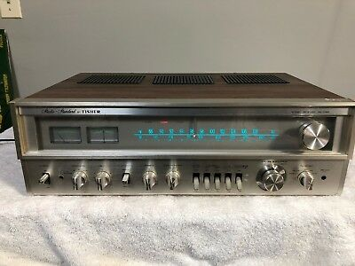 Vintage Fisher RS 1056 400 Watt Receiver