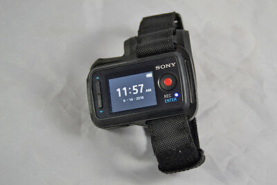 Sony RM-LVR1 Wi-Fi Remote With LCD Monitor for Action Cam with Wrist Band