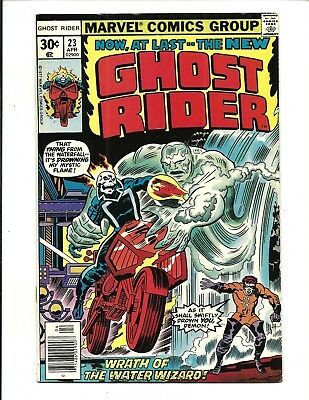 GHOST RIDER (Vol.1) # 23 (CENTS ISSUE, APR 1977), VF