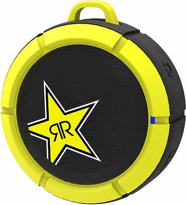 Scosche Rockstar Boombouy Waterproof Wireless Speaker (BTBBRS)