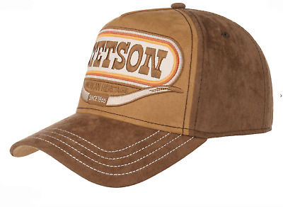 Trucker Cap Buffalo Horn STETSON NEW collection