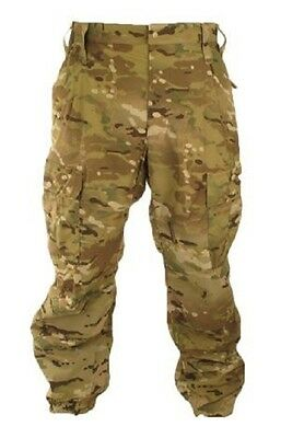 Us Army Multicam Ocp Gen III Level 5 Softshell Trousers Pants LR Large Regular