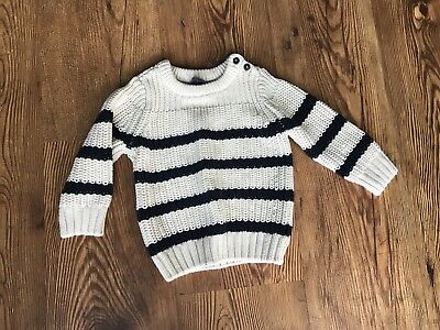 Baby Gap Boys Sweater Holiday Christmas 18-24Months