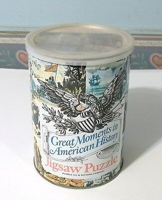 Humble Oil Can Jigsaw Puzzle  - Paul Revere  Sealed 300 Pieces -  Great Moments