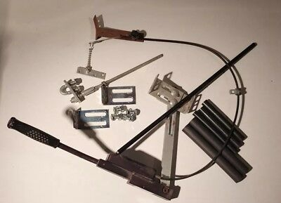 Wells-Engberg CT-100 Rotary Handicap driver Hand controls