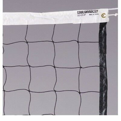 Professional Volleyball Net Heavy Duty Outdoor Beach Play Equipment System 32 ft
