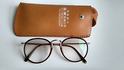 Vintage Jean Francois Rey For Idc-865 Glasses Made In Japan