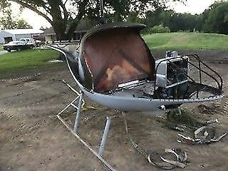 Cobra Helicopter Based on Baby Belle Safari Commuter Kevlar Composite Kit 2 seat