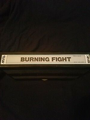 Burning Fight Neo Geo MVS Cartridge Only SNK 1991