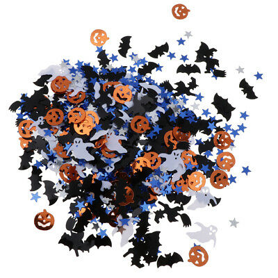Pack of 15g Happy Halloween Sprinkles Table Confetti DIY Decoration