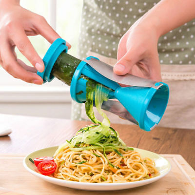 Food Slicer Spiral Creative Multifunctional Carrot Peeler Fruit Slicer for Fruit