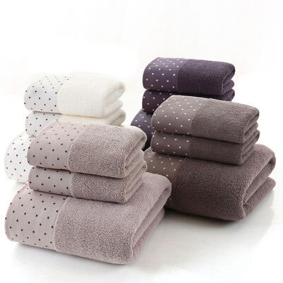 Home Use Beach Soft Cotton Antibacterial Dry Body Absorbent Bath Shower Towel