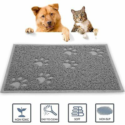 Pet Magasin Kitty Litter Trapping Mat 1/2pcs For Cats Dogs Rabbits Free Shipping