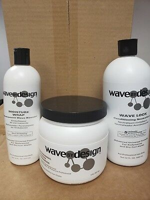Design Essentials Wave By Design Define Shine 2n1 Dry Finishing