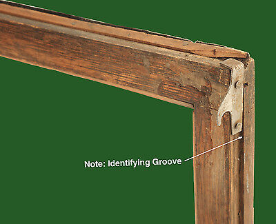 Rare Globe Wernicke Usa® Hook  Bookcase Door Hinge Assembly! Great For Any Door!