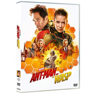 Ant-Man And The Wasp  [Dvd Nuovo]
