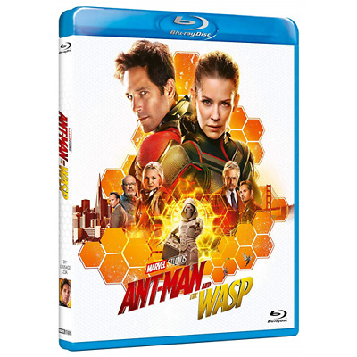 Ant-Man And The Wasp  [Blu-Ray Nuovo]
