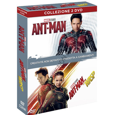Ant-Man / Ant-Man And The Wasp (2 Dvd)  [Dvd Nuovo]