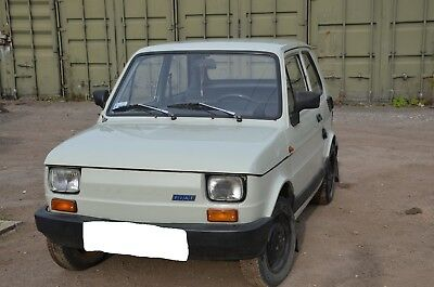 Classic Fiat 126 Very nice condition only 43k miles Bargain