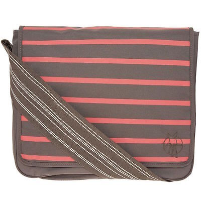 Meadow Flaming Red LASSIG Unisex Baby Changing Diaper Bag Messenger Satchel