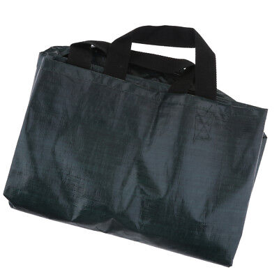Strong Refuse Bag for Garden Waste Rubbish Leaves, Waterproof Reusable Sack