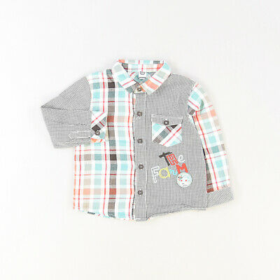 Camisa color Marrón marca Tuc Tuc 18 Meses