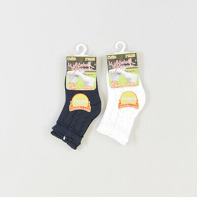 Pack 2 calcetines  color Azul marca Isabel Mora 0 Meses  514137