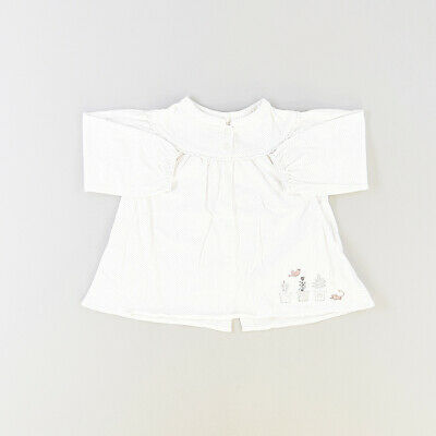 Blusa color Blanco marca DP…am 18 Meses  515351