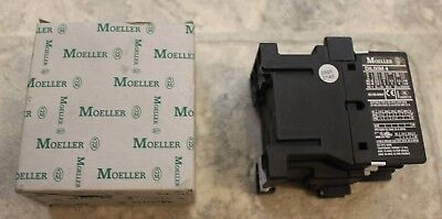DIL00M4 Moeller Contactor 4kW with Coil Voltage of 110 VAC