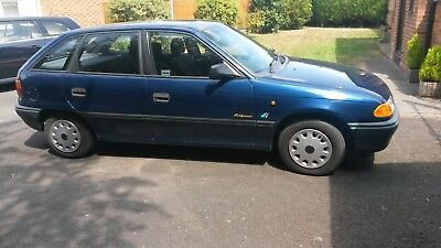 vauxhall astra mk3 SOLD