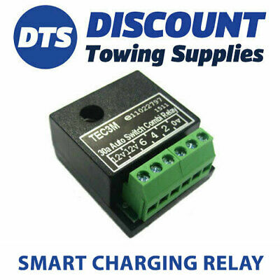 Porsche Towbar Towing Self Switching Relay For Charging Systems & Fridge