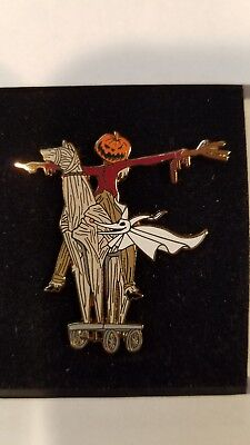Disney Pin Le Jack Skellington On Horse Zero Nightmare Before Christmas