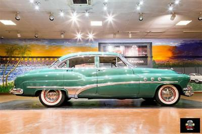 Super 8 -- Buick Super 8 Green with 68,163 Miles, for sale!