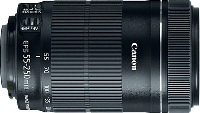 Canon Ef-S 55-250mm 4-5 6 Is Stm Objektiv