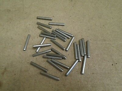 M4 X 30mm 304 Stainless Steel Spring Dowel/Tension Roll Pins