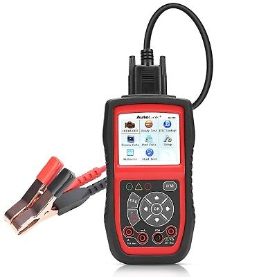 Autel AL539B Autolink OBDII Code Reader and Electrical Test Tool with Auto Ba...