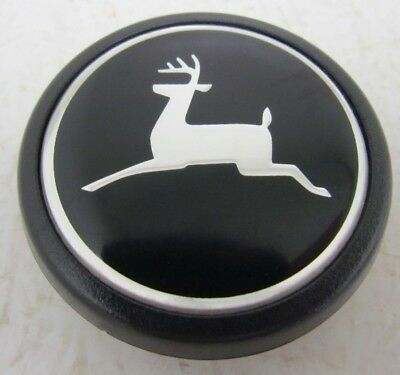 John Deere 425 445 455 Steering Wheel Cap Button