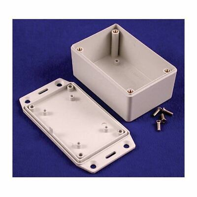 Hammond 1591XXLFLGY FRABS Enclosure Flanged Lid 87 x 57 x 39mm Grey