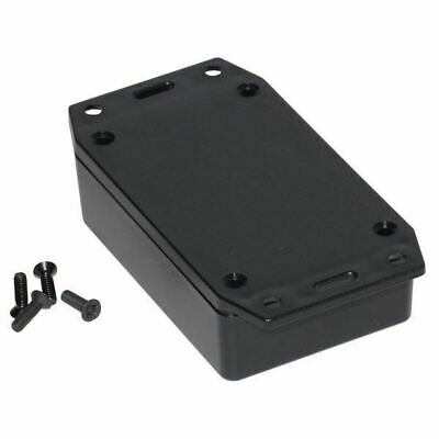 Hammond 1591XXMFLBK FRABS Enclosure Flanged Lid 85 x 56 x 24mm Black