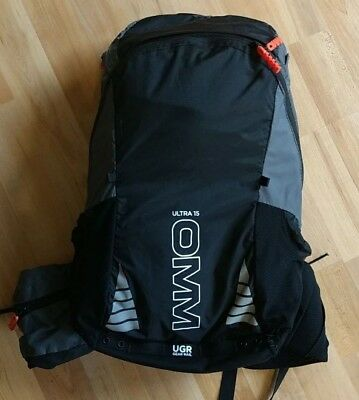 OMM Ultra 15 Trail Running Backpack Good Condition